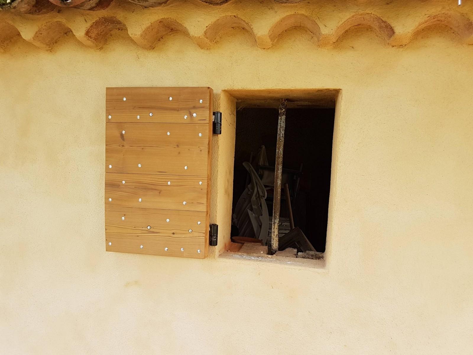 Ebeniste Aix En Provence volets puyricard tartenpion - ebenisterie bellecombe